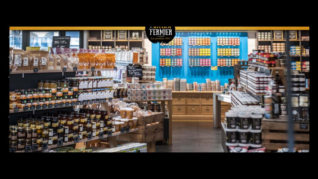 Boutique Atelier Fermier